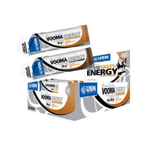 Ultimate Sports Nutrition Vooma Gels - Box of 24