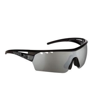 Salice 006 CRX Sports Sunglasses - Photochromic - Black/CRX Smoke