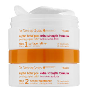 Dr. Dennis Gross Alpha Beta Peel Extra Strength Formula (30 Applications)
