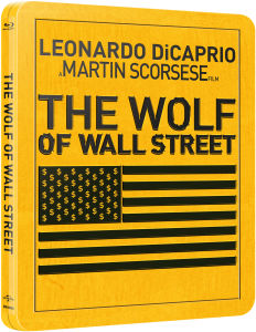 The Wolf of Wall Street - Limited Edition Steelbook (Includes UltraViolet Copy)