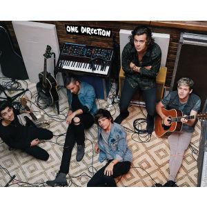 One Direction Studio - Mini Poster - 40 x 50cm