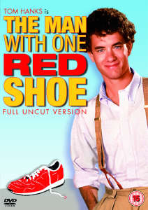 MAN WITH ONE RED SHOE, THE (DVD)