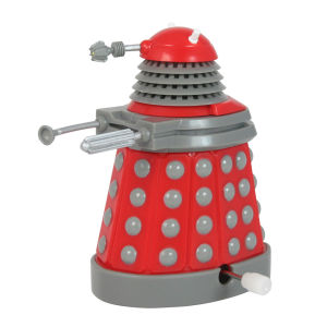 Bluw Doctor Who - Wind Up Dalek - Red