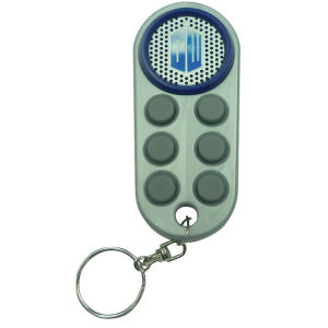 Dr Who Sound Effects Keyfob