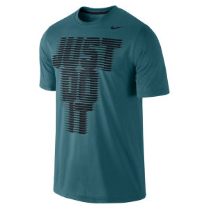 Nike Men's Legend Just Do It T-Shirt - Teal