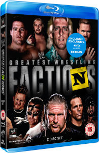 WWE Presents Wrestlings Greatest Factions