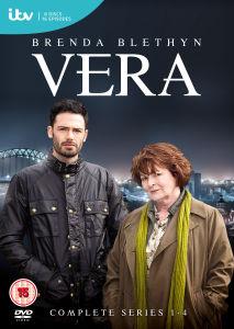 Vera - Series 1-4