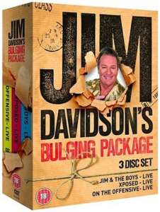 Jim Davidson's Bulging Package