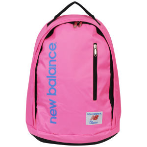 New Balance Naos Backpack - Bright Pink/Black