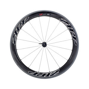 Zipp 404 Firecrest Tubular Front Wheel - Beyond Black