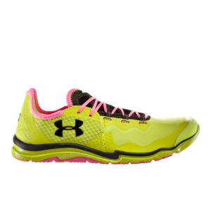 Under Armour Unisex Charge RC 2 Running Shoes - Racer Bitter/Neo Pulse/Black