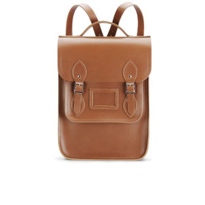 The Cambridge Satchel Company Portrait Leather Backpack - Vintage