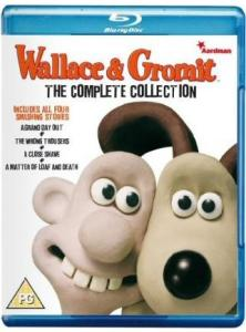 Wallace & Gromit - Complete Verzameling
