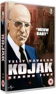 Kojak - Series 5