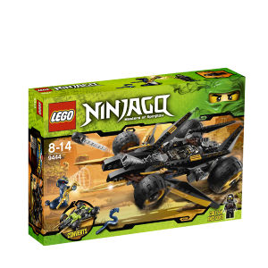 LEGO Ninjago: Cole's Tread Assault (9444)