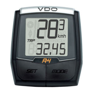 VDO A4 Cycle Computer