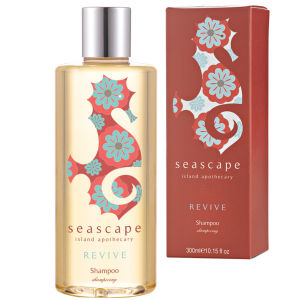 Seascape Island Apothecary Revive Shampoo (300 ml)