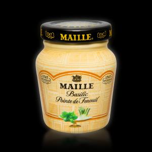 Moutarde au Basilic et au Fenouil