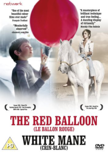 The Red Balloon/White Mane