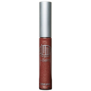 the Balm Plump Your Pucker Tinted Gloss - Razz My Berry