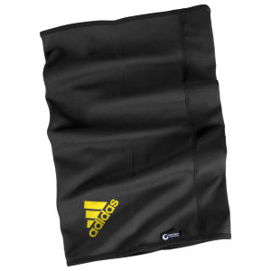 adidas Cocona Neck Warmer - Black/Yellow