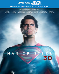 Man of Steel 3D (enthält 2D Version und UltraViolet Copy)