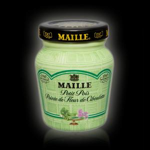 Moutarde aux Petits Pois et a la Fleur de Ciboulette