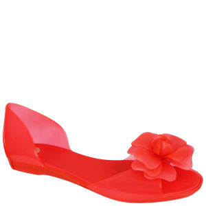 Mel Women's Fresh Flower Pumps - Coral
