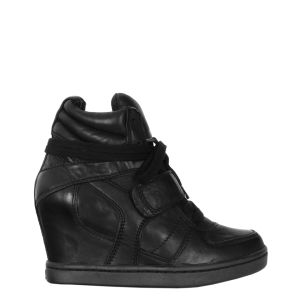 Ash Women's Cool Tear Trainers - Black