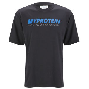 Myprotein Bodybuilder T-Shirt - Black