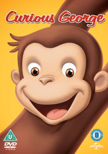 Curious George - Big Face Edition