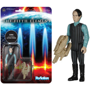 El Quinto Elemento ReAction Figura Zorg
