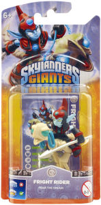Skylanders: Giants: Single Character - Fright Rider