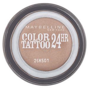 Maybelline New York Eyestudio Colour Tattoo 24 Hour Cream Gel Shadow - On & On Bronze 35