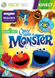 Sesame Street: Once Upon A Monster (Kinect)