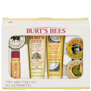Burt's Bees Tips n Toes Hand & Feet Kit