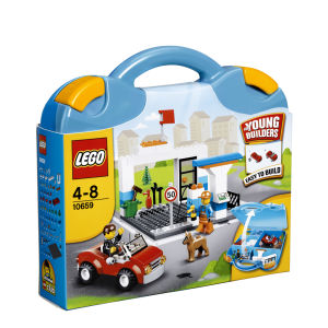 LEGO Juniors: Vehicle Suitcase (10659)