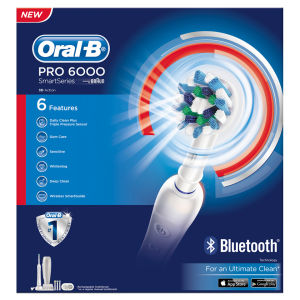 Oral-B Pro 6000 Rechargeable Toothbrush