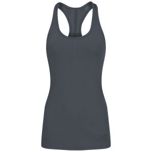 Canotta Victory Under Armour da Donna - Carbonio