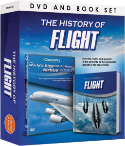 History of Flight (Book and DVD Set)