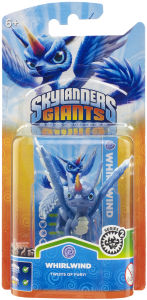 Skylanders: Giants: Single Character - Whirlwind