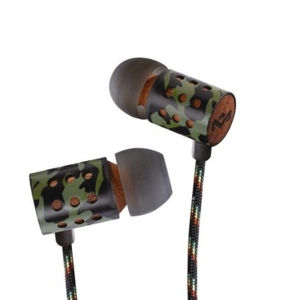 The House of Marley Midnight Ravers Earphones with mic - Revolution
