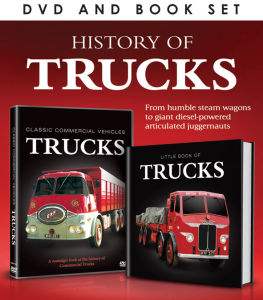 History of Trucks (Includes Book)