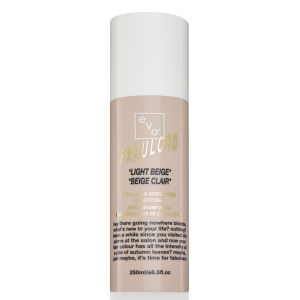 Acondicionador del color beige light para intensificar el color de Evo Fabuloso (250ml)