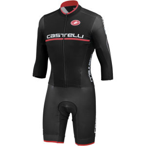 Castelli Cross Sanremo SpeedSuit - Black