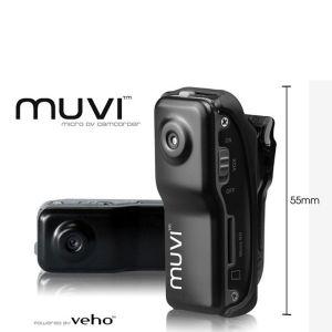 Veho Muvi Micro DV Camcorder - 2GB memory