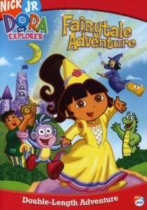 Dora Explorer - Doras Fairy Tale Adventures
