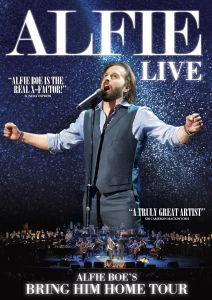 Alfie Boe Live: Bring Him Home Tour