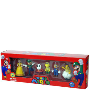 Super Mario Bros. Mini Figures Box Set - Series 2
