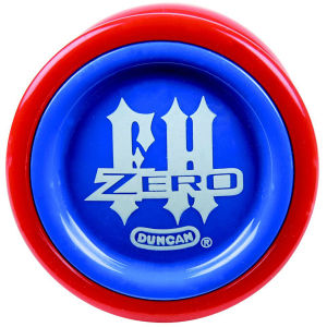 Duncan FH Zero Yo-Yo - Blue/Red